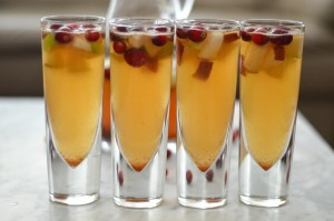 Winter Pear Apple + Cranberry Sangria - Luci's Morsels-7