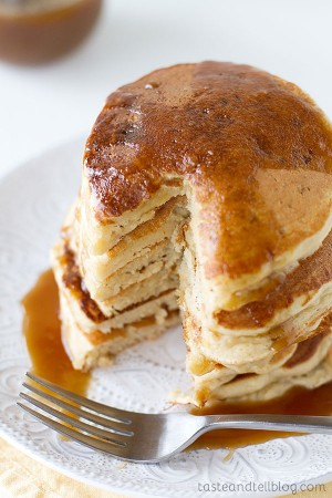 Apple-Cider-Pancakes-with-Caramel-Apple-Syrup-recipe-Taste-and-Tell-03-opt