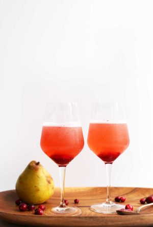 Fancy-Champagne-Cocktails-with-Cranberry-Pear-Reduction-The-perfect-cocktail-for-celebrations-like-NYE-cocktail-NYE-recipe